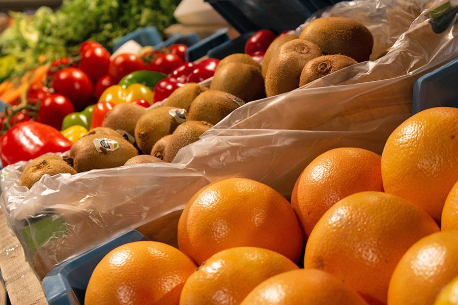 Verse groenten & fruit